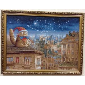 Гобеленовая картина Звездочёт (50х70)