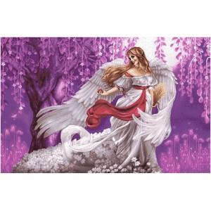 """Панно """"Белый ангел"""" (70х115)"""