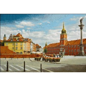 "Панно ""Варшава-1"" (51х35)"