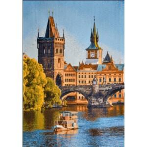 """Панно """"Прага-3"""" (50х35)"""