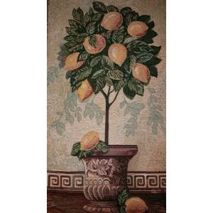 """Панно """"Лимонное дерево"""" (32х62)"""