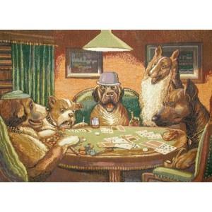 "Панно ""Покер"" (76х54)"