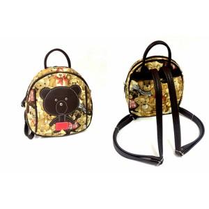 Рюкзачок детский с аппликацией (ткань Медвежата)