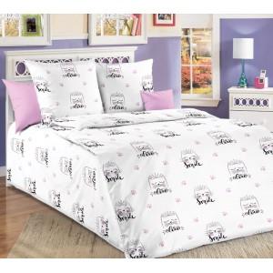 Детское постельное белье «Китти 1», Перкаль