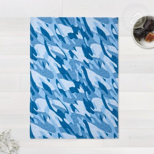 Камуфляж (синий) пк.50.70
