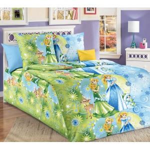 Детское постельное белье «Сестрички 1», Перкаль