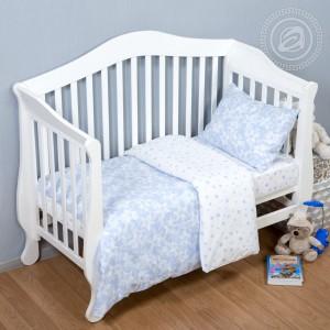 Постельное белье Звездочет (голубой) 922