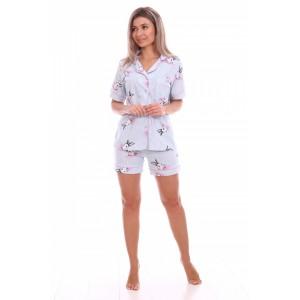 Пижама пуговицы