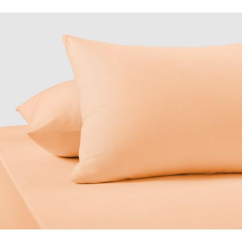 Наволочки «Персиковый», Трикотаж, 120 г/м2