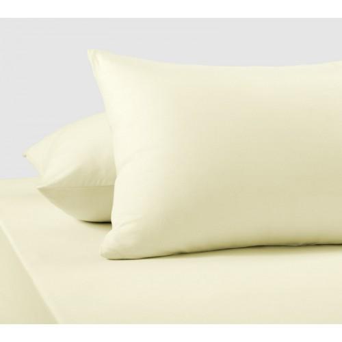 Наволочки «Молочный», Трикотаж, 135-145 г/м2