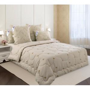 Одеяло Верблюжья шерсть 300 г, тик
