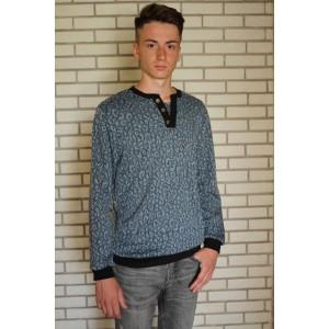 Пуловер Остин