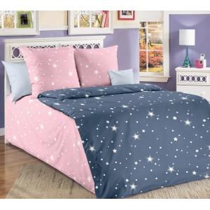 Детское постельное белье «Звездное небо 1», Перкаль