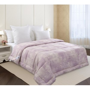 Одеяло Овечья шерсть 300 г, сатин