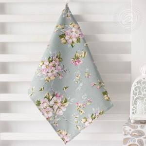 Полотенце кухонное из рогожки