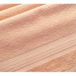 Полотенце махровое Утро персик