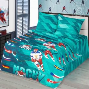Постельное белье Хоккей 112