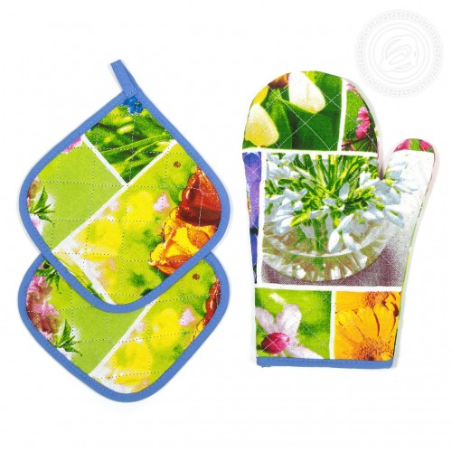 Набор для кухни №2 Первоцветы СБ.002.300
