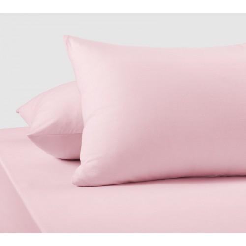 Наволочки «Розовый», Трикотаж, 120 г/м2