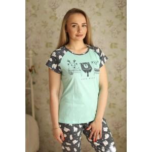 Пижама Север бриджи