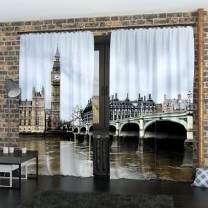 Фотошторы Пасмурный Лондон