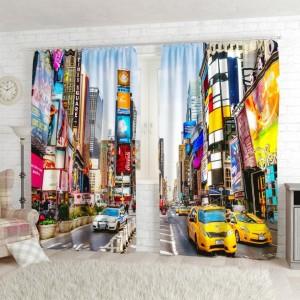 Фотошторы Таймс-сквер