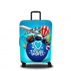 Чехол для чемодана Радость путешествий