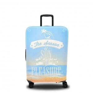 Чехол для чемодана Сезон солнца и удовольствий
