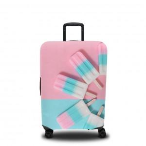 Чехол для чемодана Фруктовый лёд