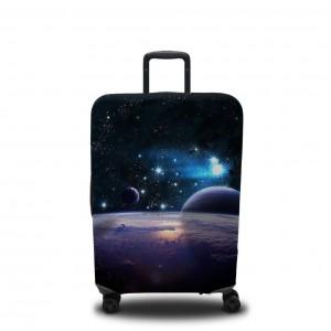 Чехол для чемодана Яркие звезды