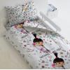 Детское постельное белье «Миньоны 8885-1/8886-1 Агнес с единорогом», Бязь
