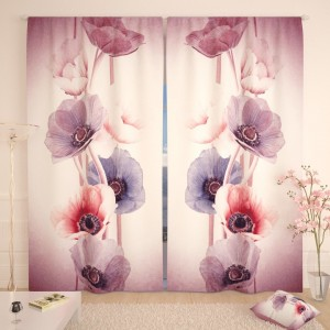 Фотошторы Цветочный винтаж
