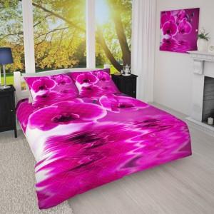 Фотопокрывало Розовая орхидея 2