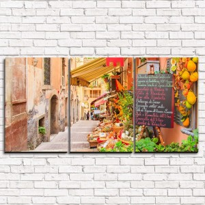 Модульная картина Сицилия 3-1