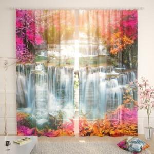 Фототюль Солнечный водопад